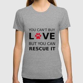 Loving animals T-shirt