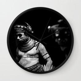 Theyyam.1 Wall Clock