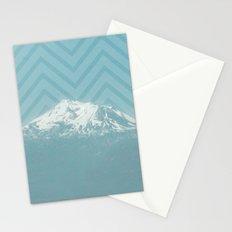 Portland Snowcaps Stationery Cards