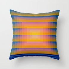 Gradient Fades v.1 Throw Pillow