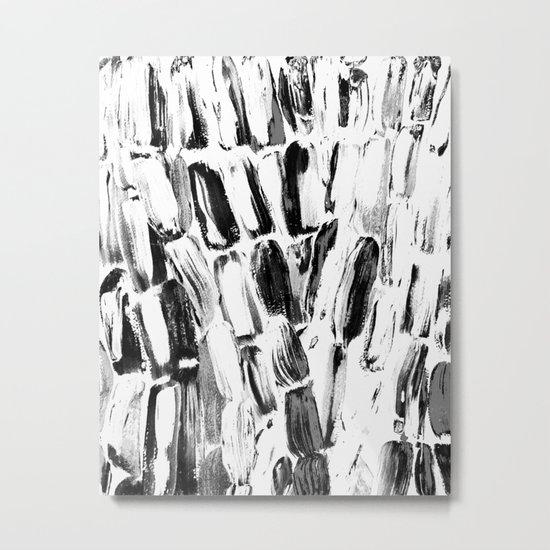 Sugarcane Illustration Metal Print