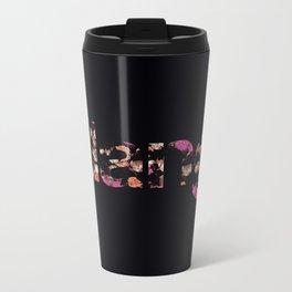 Dang Floral Metal Travel Mug