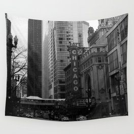 Chicago, IL Wall Tapestry