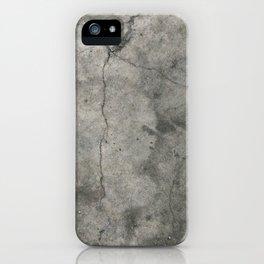Urban Texture Photography - Airport Hangar Floor iPhone Case