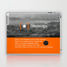 Blessings Laptop & iPad Skin
