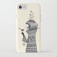 musa iPhone & iPod Cases featuring Musa by Charlotte_khm