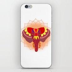 Marrakech Elephant iPhone & iPod Skin
