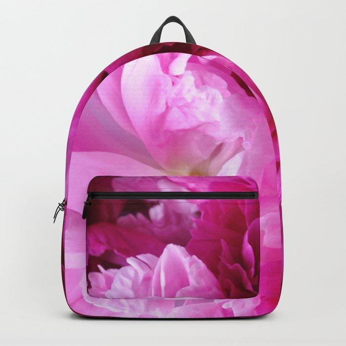 Peony Dreams Backpack
