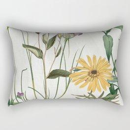 Softly I Rectangular Pillow