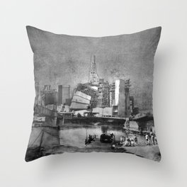 Rivercrossing Throw Pillow