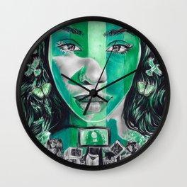 sza Wall Clock