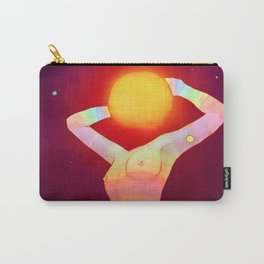 Sun Head Carry-All Pouch
