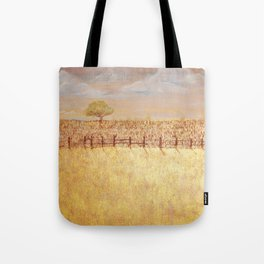 Mindscape Series Three, Painting Four, Redding C.A Tote Bag