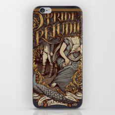 Pride and Prejudice iPhone & iPod Skin