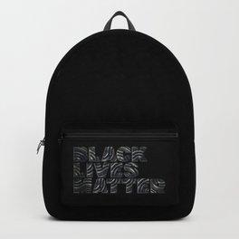 BLACK LIVES MATTER - 3D Backpack