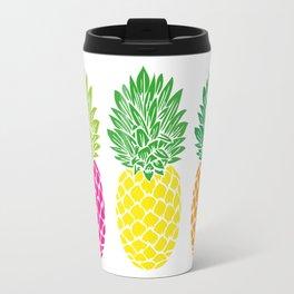Pineapple Trio Travel Mug