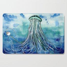 Emperor Jellyfish Cutting Board