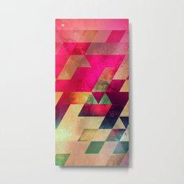 syx nyx Metal Print