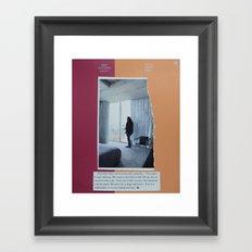 Beet/Punch Framed Art Print