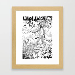 Empire of the Sun Framed Art Print