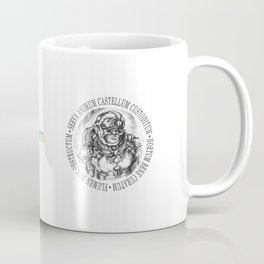 Castellum - The Glass Parachute Anthology Coffee Mug