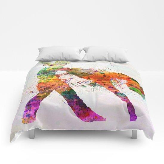 dancing queen 3 Comforters