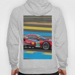 488 GTE EVO Italian Sports Car Le Mans Hoody
