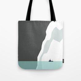Feeling Small - Iceberg Tote Bag