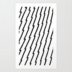 Raw Pattern Series: n.2 Art Print