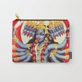 Hindu Kali 11 Carry-All Pouch