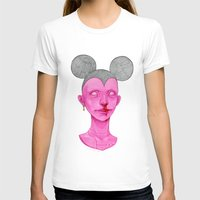 mouse T-shirts featuring MOUSE by nijikon