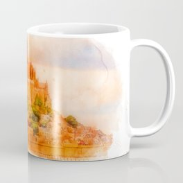 Mont Saint Michel, France Coffee Mug