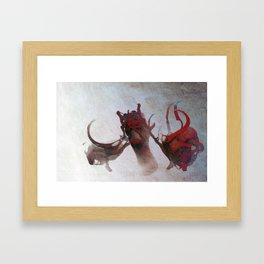 Guardian 04 Framed Art Print