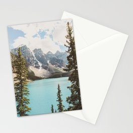 Moraine Lake II Banff National Park Stationery Cards