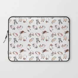 Tumbling guinea pigs Laptop Sleeve