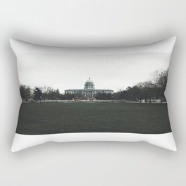state capitol Rectangular Pillow