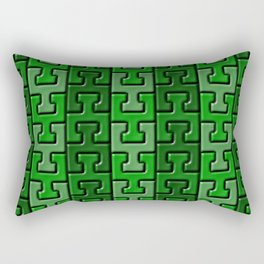Puzzle Rectangular Pillow