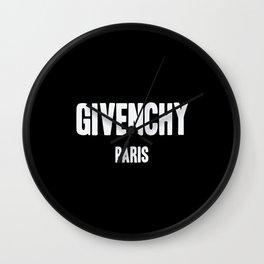 Givenchy Paris Wall Clock
