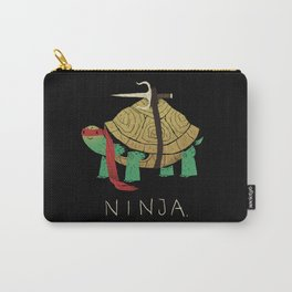ninja - red Carry-All Pouch