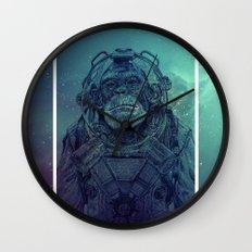 Apex-XIII: Mission I Wall Clock