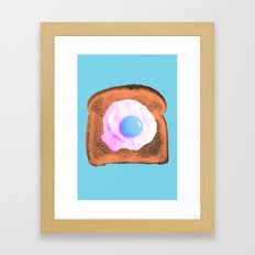 Great Start to the Day Framed Art Print