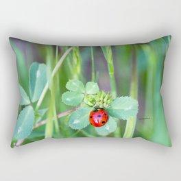 My Lady Rectangular Pillow