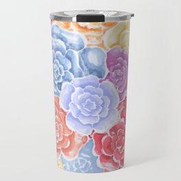 Spring Colors Travel Mug