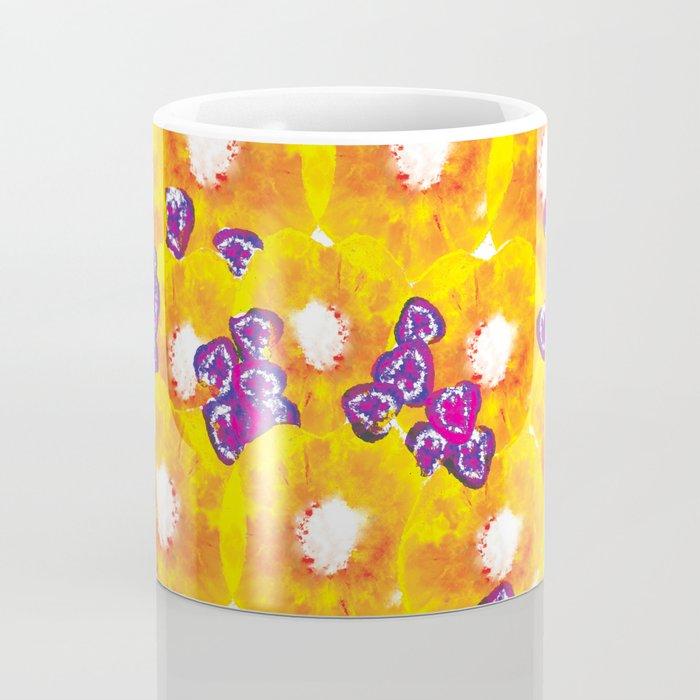 Peaches & Berries Coffee Mug