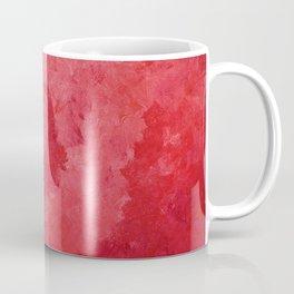 Red abstract one Coffee Mug