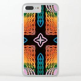 Sunday Samba Clear iPhone Case