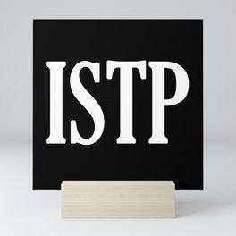ISTP Mini Art Print