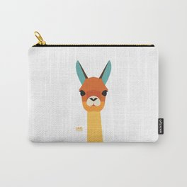 Vicuna Carry-All Pouch