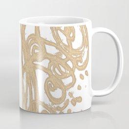 abstrait meduse Coffee Mug