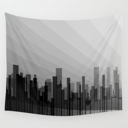 Pollution Wall Tapestry